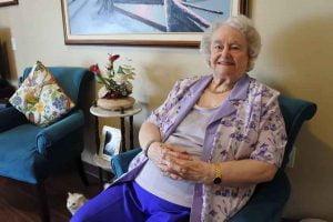 Lillian Cinnamon at City View Retirement
